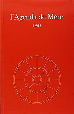AGENDA DE MERE 1961 T2