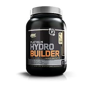Optimum Nutrition (ON) Platinum Hydrobuilder - 2.45 lbs (Chocolate Shake)