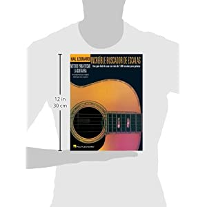 Incredible scale finder - spanish édition guitare (Hal Leonard)
