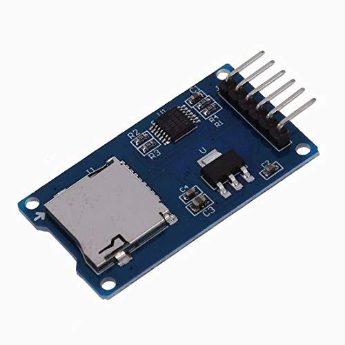 Xiton Switty Lettore SPI Lettore Micro SD Card TF Memoria modulo schede di Memoria Shield per Arduino