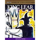 bbc radio collectio king lear audiobook cassette with sir alec guiness