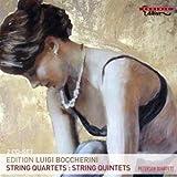 Edition Luigi Boccherini : Quatuors Et Qunitettes A Cordes