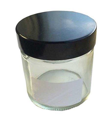 Generic Lab Supplies BOJ60C+R351UPB Jar Ointment Glass WM+ Cap, 60 mL (Pack of 72) (Coplin Jar)
