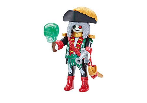 Playmobil 6591 Captain The Ghost Pirates (Foil Packaging)