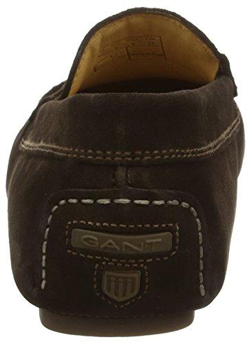 Gant Austin, Mocassins (loafers) homme Marron - Brown (Dark Brown G46)