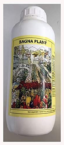 VIALCA BAGNANTE Adesivo LT.1 - LT.5 BAGNA Plant CONCIME Organo Minerale 5-5-0 (LT.1)