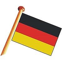 Náutica 40 x 60 cm con diseño de bandera de Alemania y República Federal Alemana