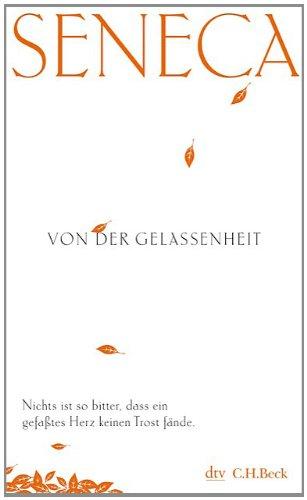 Buchseite und Rezensionen zu 'Von der Gelassenheit' von Seneca