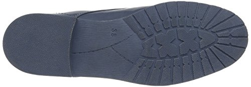 Marco Tozzi Damen 23203 Oxford Blau (DENIM COMB 853)