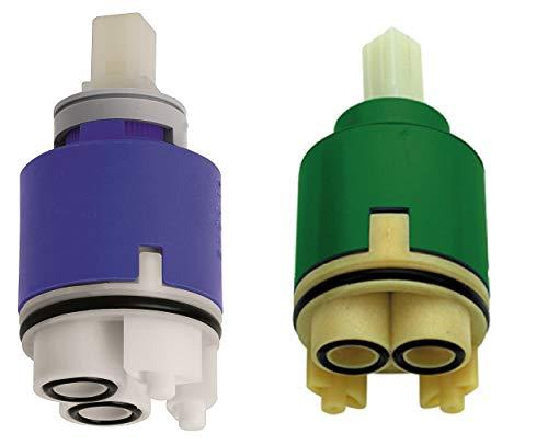 Cartuccia ceramica miscelatore 35 con diffusore EMMEVI