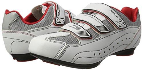 XLC adulti Comp Road Shoes Tour CB R03 bianco