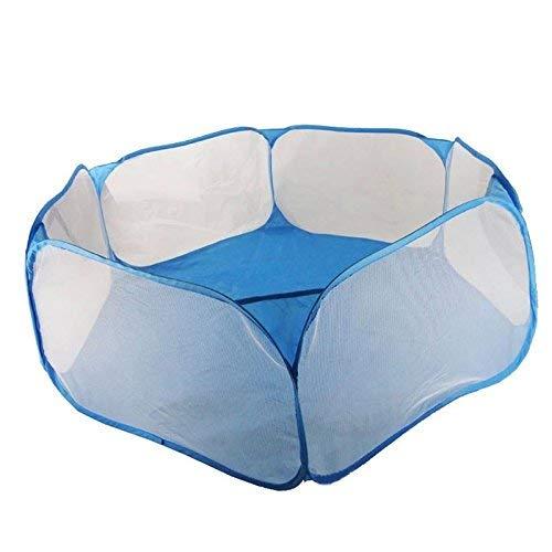 Hrph Neue Kinder Folding Ozean Balls Pit-Halter beweglicher im Freien Indoor Fun Spielen Spielzeug-Zelt Haus Hütte Ball Pool
