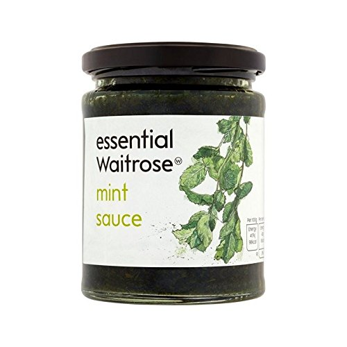 Sauce À La Menthe Waitrose Essentielle 275G - Paquet de 2