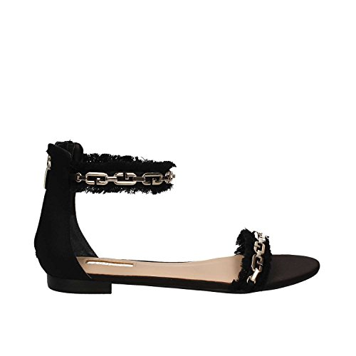 Guess FLRAC1 SAT03 Sandalo Donna Nero
