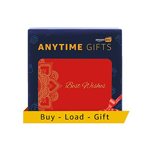 Amazon Pay Anytime Gifts - Best wishes, Box of 3