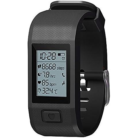 COOSA Attività Fitness Tracker intelligente Wristband utilizzabile