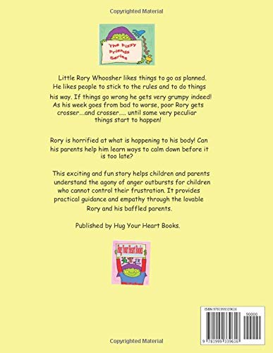 Rory's Roars: A story about anger (Fizzy Friends Series)