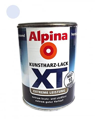 Alpina XT 500ml Aquamarine High Gloss
