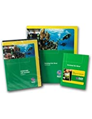 PADI Enriched Air Diving Crew Pack - Computer Training Materials for Scuba Diver
