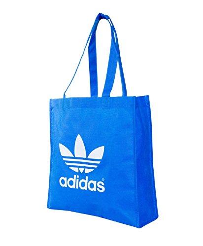 adidas e41588AC Trefoil Shopper Bluebird/Weiß, Damen, Bluebird/White