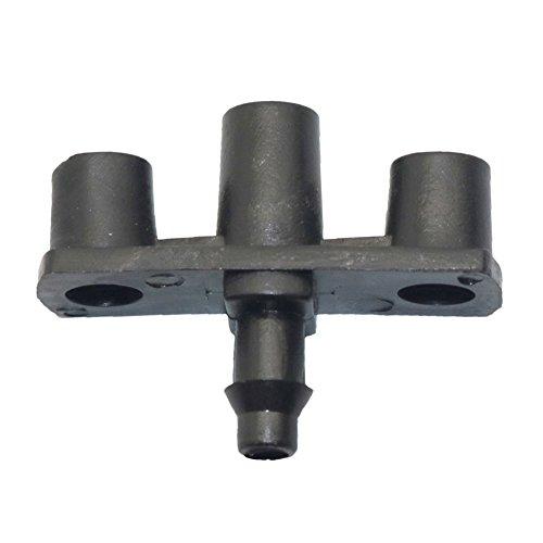 adhere to Fly Lot de 100 Eau Tuyau connecteur G Type de buse Support de montage 7,5 mm Tuyau Accessoires
