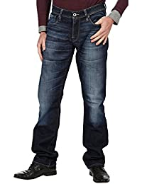 SELECTED Homme Herren Jeans, Männerjeans New Two Mario Comfort 1389, Regular Fit, mid Waist