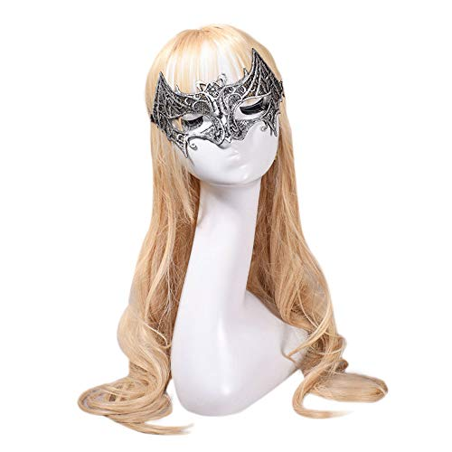 Venezianische Phantom Halbmaske - SilenceID Maskerade Maske Sexy Lace Maske