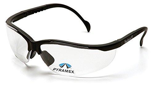 Pyramex Safety Produkte esb1810r25V2Reader Sicherheit Eyewear, 2,5Vergrößerung Stärke, 0.051kg Gewicht:, klar (6Stück)