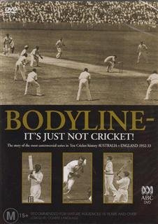 Bodyline - It's Just Not Cricket (Ashes)