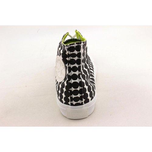 Converse Hi Chuch Taylor Premium Hi, Sneaker donna Nero/Bianco
