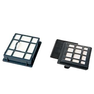 Menalux F 104/1 HEPA12 waschbarer Filter / 1 Schaumfilter / 1 Rahmenfilter