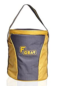 F Gear Cyli 5 liter Lunch bag(Grey Yellow)