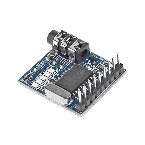 Telefonboard MT8870 DTMF Audio Voice Decoder Telefon Speech Decoding Voice Board Dtmf-board