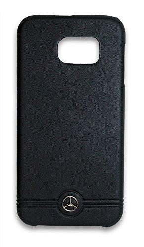 Mercedes, Piastra Metallica Case Per Apple Iphone 6, 6S, Bianco Nero