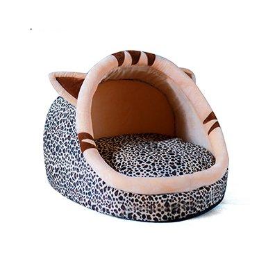 Pet Casa Cama Litera Gato Perro Gato Kennel Cuatro