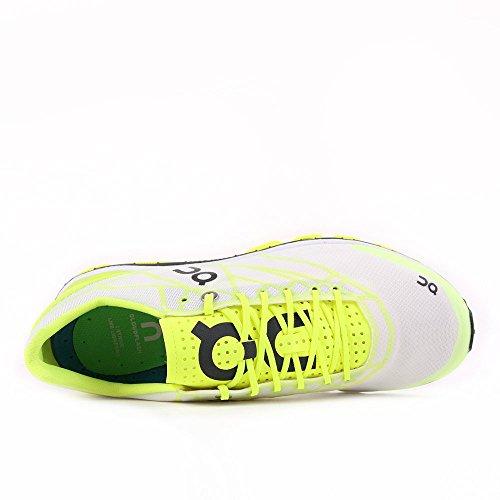 On Running Cloudflash W Neon White Weiß