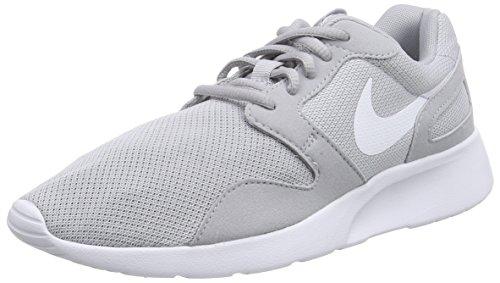 Nike Kaishi - Zapatillas para mujer, color gris / blanco, Gris (Gris/Blanco), 38