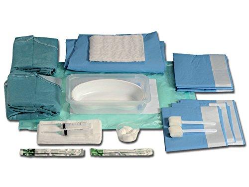 SALVAMED A.D. CP0294 Allgemeine Chirurgie Verfahren Pack -