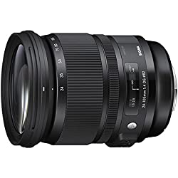 Sigma Objectif 24-105mm F4 DG OS HSM Art - Monture Sigma