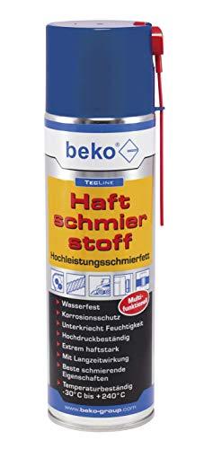 BEKO 2981500 TecLine Haftschmierstoff 500 ml