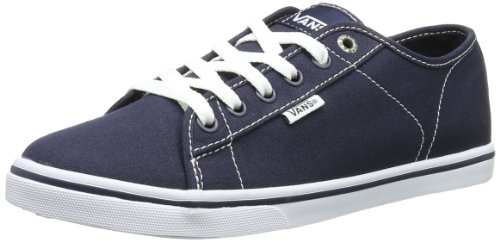Vans Ferris Lo Pro, Women's Low-Top Trainers, Navy/Gum, 3 UK