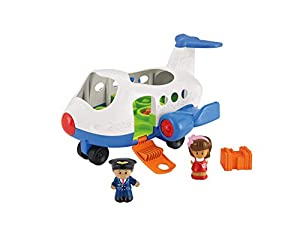 Little People - Avión cantarín Fisher-Price (Mattel BJT58)