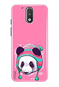 Noise Designer Printed Case / Cover for Moto G4 Plus (4th Generation) / Comics & Cartoons / The Animal Panda