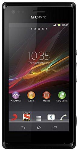 Sony Xperia M (Dual SIM, Black)
