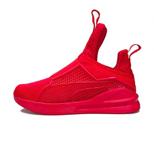 Herren Lässige Schuhe Persönlichkeit Atmungsaktiv Mode Freizeit Lazy Schuhe Red