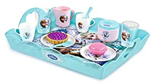 Smoby - 310523 - La Reine des Neiges Frozen - Plateau Tea Time