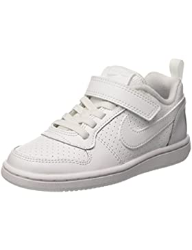Nike Court Borough Low (PSV), Zapatillas de Baloncesto para Niños