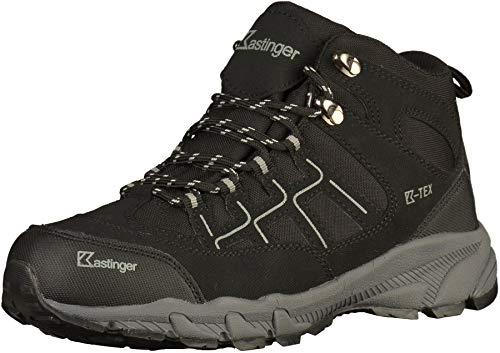 a484d5c2af2 Kastinger Ladies Sport And Hiking Shoes Black, Dimensione:41