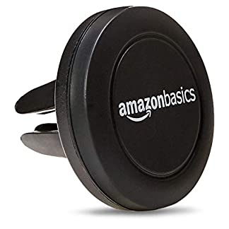 AmazonBasics-Universal-Air-Vent-Car-Cell-Phone-Holder