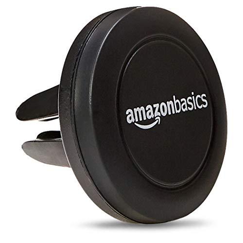 AmazonBasics Universal Air Vent Car Cell Phone Holder   2-Pack